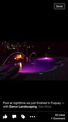 My pool!