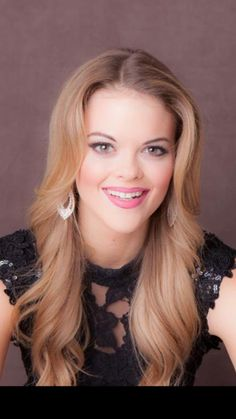 April Nelson - Miss Louisiana 2015