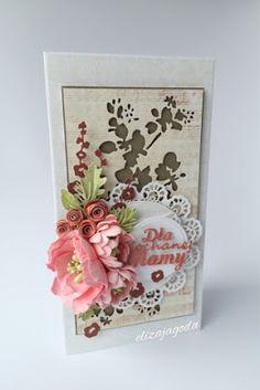 CraftsArt: Dla Kochanej mamy.