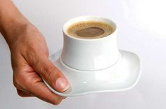 The Dervish Coffee Cup by Kunter Sekercioglu is Inspired by the Sufi Saints #kitchen trendhunter.com