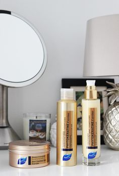 Hair: PhytoKeratine Extreme review - perfect for anyone with dry, damaged and over processed hair