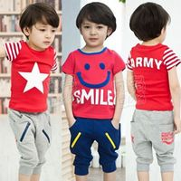 http://www.aliexpress.com/store/product/2013-summer-smiley-five-pointed-star-child-clothing-boys-short-sleeve-capris-set-tz-0783/726611_930324411.html