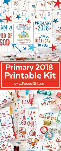 Primary 2018 Teacher Gift Set