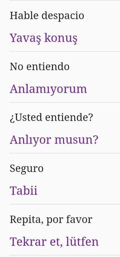 Turkish Lessons, Learn Turkish Language, Advanced English Vocabulary, Spanish Language Learning, Idioms, Education, Istanbul, Film, Learn Spanish