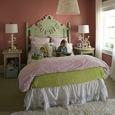 Style Guide: Kids' Rooms and Nurseries | Vintage Furniture Finds | SouthernLiving.com