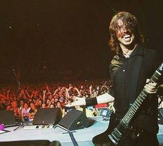 Dave Grohl in concert