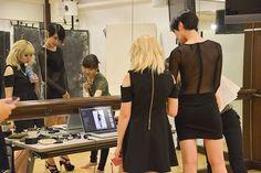 【ヴィーナスアカデミー】★ヴィーナスサマーフェス★BEAUTY SHOW モデルチームの「コンポジット」撮影をレポ!