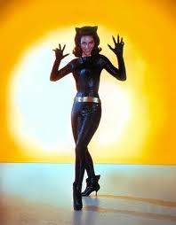 "Contrary to popular belief, Lee Meriwether never played Catwoman on the series ""Batman"" Only Julie Newmar and Eartha Kitt did. She did, however, play Catwoman in the movie Batman and. Batman 1966, Batman Comics, Batman Robin, Dc Comics, Lee Meriwether, Catwoman Cosplay, Anne Hathaway Catwoman, James Gordon, Divas"