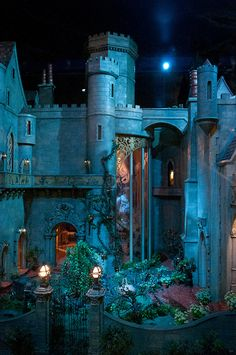 ♥.•:*´¨`*:•♥ COLLEEN MOORE 1935 Fairy Castle / Museum of Science and Industry Chicago
