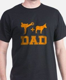 Kick @ss Dad T-Shirt for