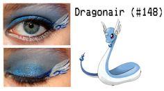 Pokemon Inspired EyeMake-Up - News - GeekTyrant