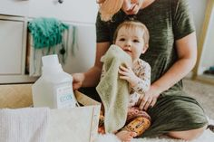 Made with lots of love, Baby ECOS protects babies' sensitive skin while ensuring their clothes will stay soft and clean. Made with a built-in fabric softener, Baby ECOS is a great value for new mommies too! Hypoallergenic, made with plant-derived cleaning agents. Loves colors, whites and all fabrics. Good for hot and cold water, HE and standard machines. Get Baby, Fabric Softener, Laundry Detergent, Baby Disney, Sensitive Skin, Fabrics, Plant, Cleaning, Cold