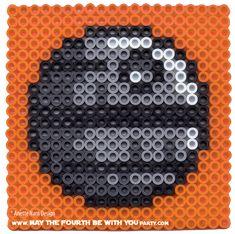Death Star - Star Wars perler beads