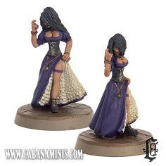 Reaper Miniatures - CabanaMinis