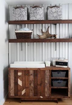 Easiest Floating Shelves