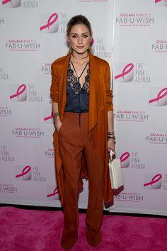 En la gala The Pink Agenda 2016