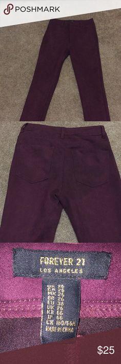 Forever21 skinny jeans Never used. Forever 21 Pants Skinny