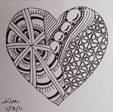 Zentangle drawings, doodle patterns, doodles zentangles, doodle drawings, z Easy Patterns To Draw, Easy Zentangle Patterns, Doodle Patterns, Heart Patterns, Zentangle Drawings, Doodle Drawings, Easy Drawings, Doodles Zentangles, Doodle Art Posters