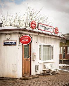 Gaststätte in Hamburg-Veddel: Fisch und weg
