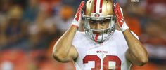 Jarryd Hayne was just happy to make the 49ers roster after being a longshot to convert to the sport of football. But now the former Australian rugby player has his own endorsement deal...