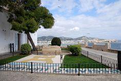 Plazas y callejuelas de Dalt Vila - Ibiza 5 Sentidos