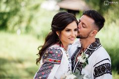 Romanian Wedding, Couple Photos, Couples, Wedding Dresses, Traditional, Fashion, Folklore, Couple Shots, Bride Dresses