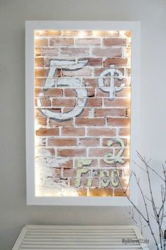 s why everyone is copying these amazing brick paneling ideas, Or you can create your own bricks with wood