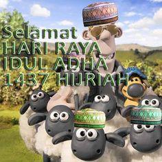 Gambar DP BBM Idul Adha 1437 Hijriah