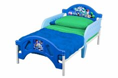How about a Toy Story bed for your little space cowboy? See naderslp.com for more!