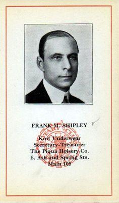 Francis M. Shipley