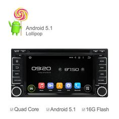 Android 5.1 4 Cortex A9 Quad Core Car DVD Player For Subaru Forester Impreza 2008-2011 GPS Sat Nav Radio Headunit Bluetooth 16GB