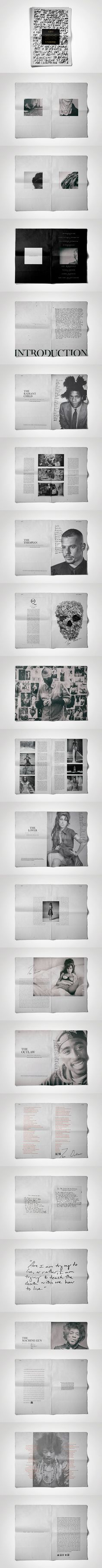 44 Ideas Travel Design Layout Art Journals For 2019 Editorial Design Layouts, Layout Design, Print Layout, Graphic Design Layouts, Web Design, Typography Layout, Graphic Design Typography, Design Graphique, Art Graphique