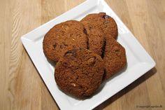 EGOSHE.dk - En madblog med South Beach opskrifter og andet godt...: Gigant chocolate chip cookies