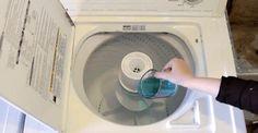 Heb jij weleens mondwater in je wasmachine gedaan? Als je weet waarom, dan doe je gelijk niet anders meer!