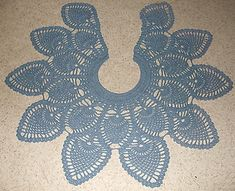 Pineapple Doily Shawl - free pdf pattern