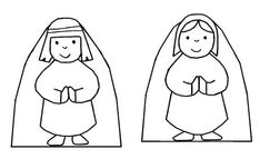 Christmas Nativity, Kids Christmas, Christmas Crafts, Religious Pictures, Miffy, Bible Crafts, Crafts For Kids, Snoopy, Clip Art