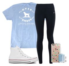 """""""go follow @lizannnee on instagram please"""" by elizabethannee ❤ liked on Polyvore featuring NIKE, Converse, Casetify, Essie and Nouv-Elle"""