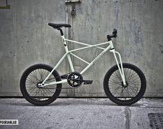 ELEKTROKATZE, prototype de vélo hybride | Vélo et Design, le blog des innovations du cycle