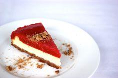 SWEET SUNDAY: Strawberry Cheesecake – steeltheidea