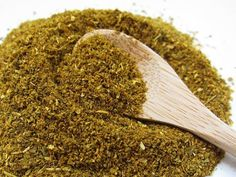 Hop Suneli Recipe _ This blend of herbs comes from the Caucasus cuisine and is added to marinades, meats, baked beans as well as vegetables.