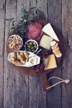 cheese board - The Willows Home & Garden