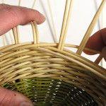Ošatka na chleba - Moderní košíkářství Olympus Digital Camera, Wicker Baskets, Home Decor, Hampers, Weaving, Decoration Home, Room Decor, Interior Design, Home Interiors