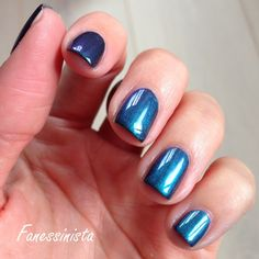 Fanessinista: (Blue Friday) MAC - Submerged