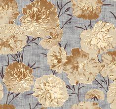 Sample of Mum Floral Wallpaper design by Stacy Garcia for York Wallcoverings More Wallpaper, Wall Wallpaper, Classic Wallpaper, Wallpaper Patterns, Bedroom Wallpaper, Pattern Art, Print Patterns, Fabric Rug, Burke Decor