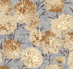 Mum Floral Wallpaper design by Stacy Garcia for York Wallcoverings