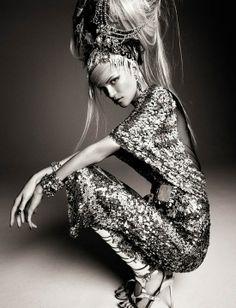 Kasia Struss #fashion #photography