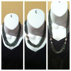 Ways to wear Seaside (part 1)- premier designs jewelry