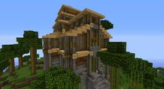 1000 Images About Minecraft Mountains Houses On Pinterest
