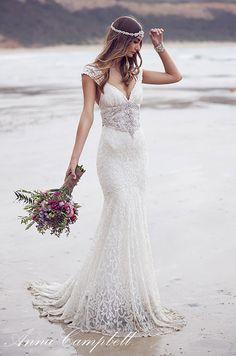 Anna Campbell 2016 Spirit Wedding Dress Collection