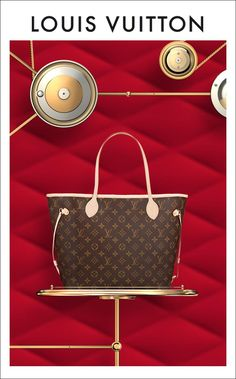Give her an icon, the Louis Vuitton Neverfull. Shop Now.bag, сумки модные брендовые, bag lovers,bloghandbags.blogspot.com